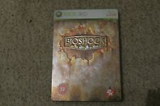 XBOX 360 BIOSHOCK LIMITED EDITION TIN CASE
