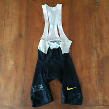 New listing Nike Mens Large (4-50) Cycling Bibshorts Compression Shorts Bib L L'etape