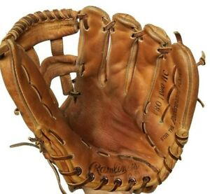 Vintage Rawlings PRO-1000HC USA Heart of the Hide HOH Glove RHT