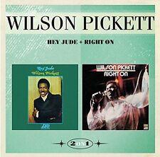 Wilson Pickett - Hey Jude & Right On [New CD] UK - Import