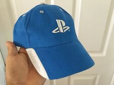 Sony Play Station Gaming System Ps3 Adjustable  Hat Cap Games Curved Bill
