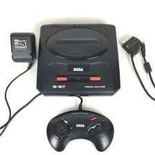 Console Sega Megadrive II 2 + 1 Manette Officielle + Alimentation (mega drive)