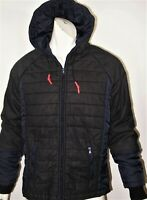Buffalo David Bitton men's size medium puffer jacket hoodie coat