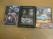 Firefly Trio - Entire Series 4-Discs, + 2- Disc Serenity - + New 1 - Movie