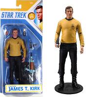 Star Trek: TOS ~ CAPTAIN JAMES T. KIRK  ACTION FIGURE ~ McFarlane Toys