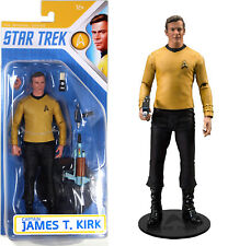 Star Trek: TOS ~ CAPTAIN JAMES T. KIRK  ACTION FIGURE ~ McFarlane Toys