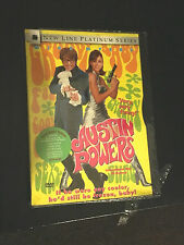 MIKE MYERS is AUSTIN POWERS INTERNATIONAL MAN OF MYSTERY DVD BRAND NEW 2002