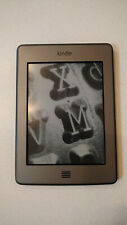 Amazon Kindle Touch D01200 (4th Generation) 4GB, WiFi+3G, 6in, Silver, eReader