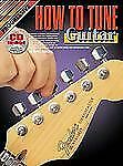 How to Tune Guitar By Brett Duncan Book + CD - Simple & Advance Guitar Tuning Me