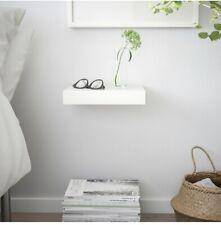 "IKEA LACK Wall Shelf Floating 11 3/4 x 10 1/4 "" [4 Shelves / WHITE]"