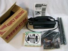 Oreck Xl Canister Vacuum Cleaner Bb-870-Ad Portable Handheld Black +Extras Nice!