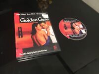 GOLDEN GATE DVD JOHN MADDEN MATT DILLON JOAN CHEN BRUNO KIRBY