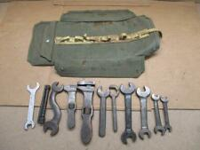 Pierce Arrow Tool Kit    Factory Original Tools with  Repro Canvass Roll   #2
