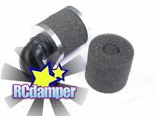 ALUMINUM AIR-FILTER S HPI 1/8 SAVAGE 21 25 SS X XL 4.6 3.5 5.9