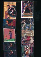 Mixed Topps Fleer Upper Deck Damon Stoudamire Raptors  Lot of 23