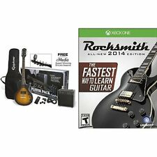 BRAND NEW! Epiphone LP Special II Player Pack Bundle w/ Rocksmith 2014 Xbox One