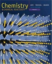 Chemistry and Chemical Reactivity Vol. 1 by Gabriela C. Weaver, Paul M....