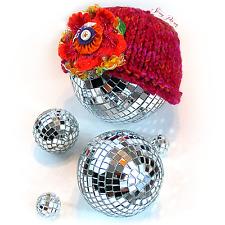 Photography Prop Newborn Hats - Color: Plumeria