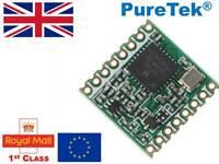Puretek RFM95 RFM95W SX1276 Lora lungo Gamma Wireless Modulo 868Mhz