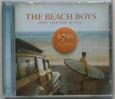 THE BEACH BOYS - Songs From Here & Back - New Sealed CD Gift Quality
