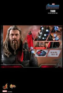 Ready! Hot Toys MMS557 AVENGERS: ENDGAME 1/6 Thor New
