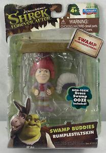 Dreamworks Shrek Forever After Swamp Buddies 2010 Rumplestiltskin Toy Figure