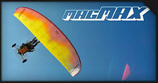 Ozone MagMax 41 Tandem Power Glider for Paramotoring, PPG, Powered Paraglider