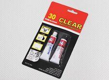 Epoxy Glue 30 minute 10ml tubes for crafts & hobbies etc UK dispatch