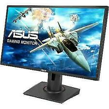 ASUS 24 inch MG248QR Gaming Monitor 144Hz - Gray