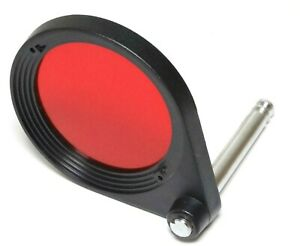 Durst Red Safety Filter - For Durst M605 Enlarger - Clean and Checked