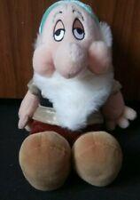 """Brand New Disney's 'Sleepy' Dwarf 14 """" (Beanie) Soft Plush Toy"""