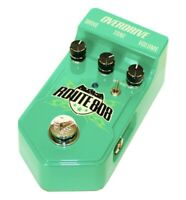 NOS Visual Sound Route 808 Overdrive Bass Boost Guitar Pedal TrueTone TS-808