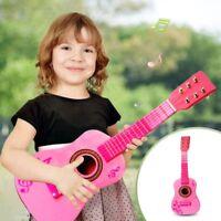 "23"" Children Kids Wooden Acoustic Guitar Musical Instrument Ideal Gift For Kids"