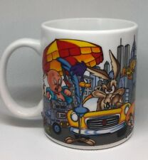 LINYI Looney Tunes Characters SHARON Ceramic Coffee Mug Collectible