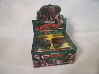 2 BOX of San Diego Zoo Animals of the Wild Trading Card 36 Pack Box Factory seal
