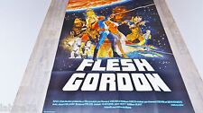 FLESH GORDON  !  affiche cinema comics bd