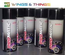 AEROSOL SPRAY PAINT 400ML X 5 FOR DUCATI MOTORCYCLE BRIGHT RED