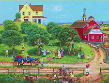 .PUZZLE.....JIGSAW.....PETTES...Apple Time...300pc..