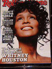 """ROLLING STONE: WHITNEY HOUSTON """"Diva and Her Dark Side"""" March, 2012"""