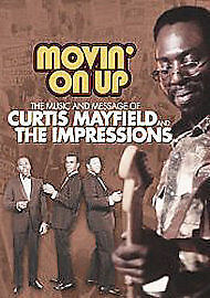 Curtis Mayfield And The Impressions - Movin' On Up 1965 - 1974 (DVD, 2008)