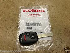 Genuine OEM Honda Pilot Keyless Remote Entry Key 2005 - 2008
