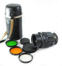 TAIR 11A Vintage Russian M42 SLR Zenit Lens EXCELLENT