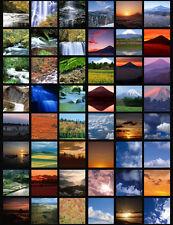 1,200+ Hi-Res Chromakey Digital Photo Backdrops - Flowers, Streams, Landscapes +