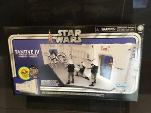 "Star Wars 3.75"" Vintage Collection Tantive IV Corridor Playset - In hand mint"