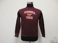 Vtg 90s Champion Virginia Tech Hokies Crewneck Sweatshirt sz Youth L Large NCAA