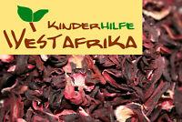 1kg Hibiskustee Hibiskus aus Burkina Faso ganze Blüten