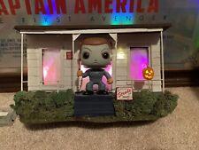 Funko Pop! Halloween MICHAEL MYERS : Custom House Diorama Light Up Horror