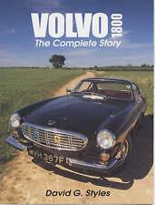 Volvo 1800 Book by Styles David G. Hardback