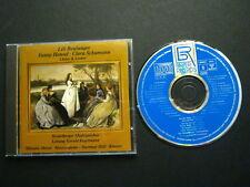 CD: BOULANGER HENSEL SCHUMANN Chore & Lieder HEIDELBERGER MADRIGALCHOR Shirai