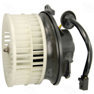 New Blower Motor With Wheel   Four Seasons   75739